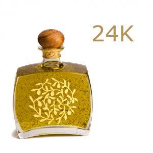 Oljčno olje z zlatom